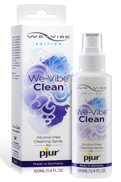 We-Vibe Clean Toy Spray (100ml)