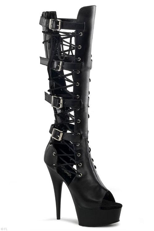 Footwear - Pleaser 6 1/2