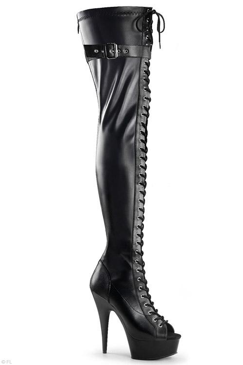 Footwear - Pleaser 6