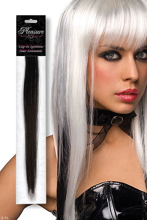 Pleasure Wigs Clip-In Synthetic Hair Extension