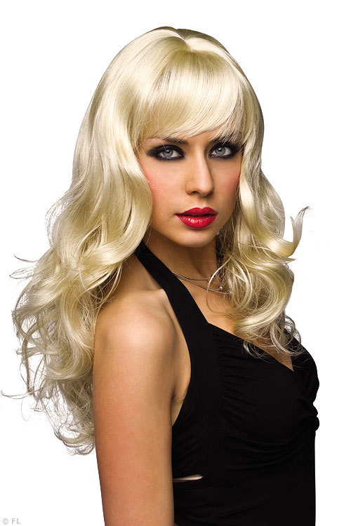 Pleasure Wigs Joey Quality Wig - Platinum Blonde