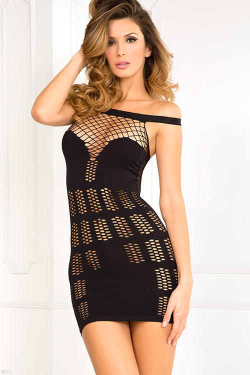 Lingerie - Rene Rofe Intense Seamless Bodystocking