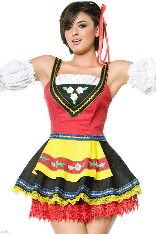 Costumes - Seven Til Midnight Swedish Sweetie Costume