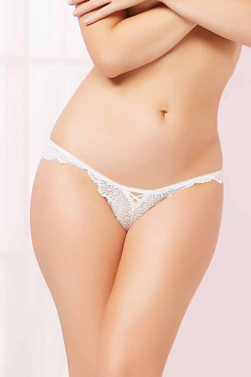 Lingerie - Seven Til Midnight Floral Lace Panty
