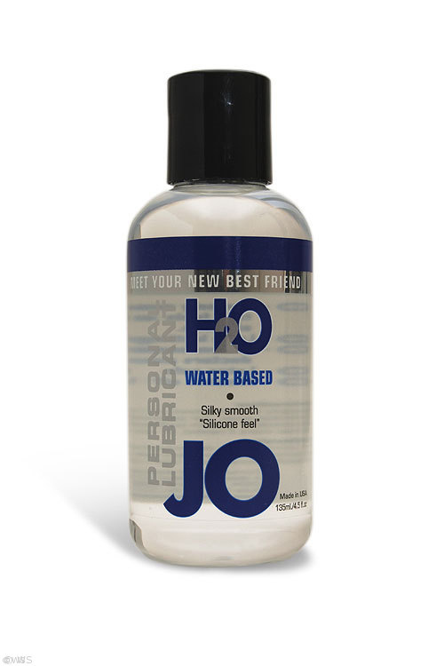 Essentials - System JO H2O Water Based Lubricant (120ml)