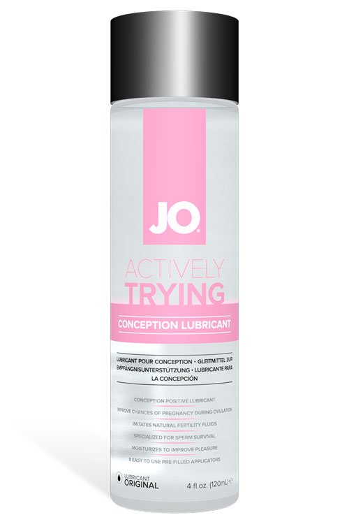 Actively Trying Conception Lubricant (120ml)