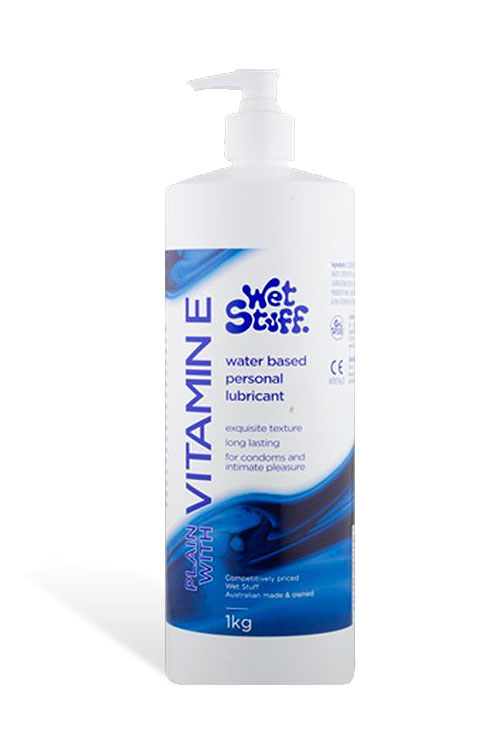 Plain Lubricant with Vitamin E (1kg)