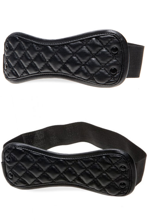 Quilted Eye Mask